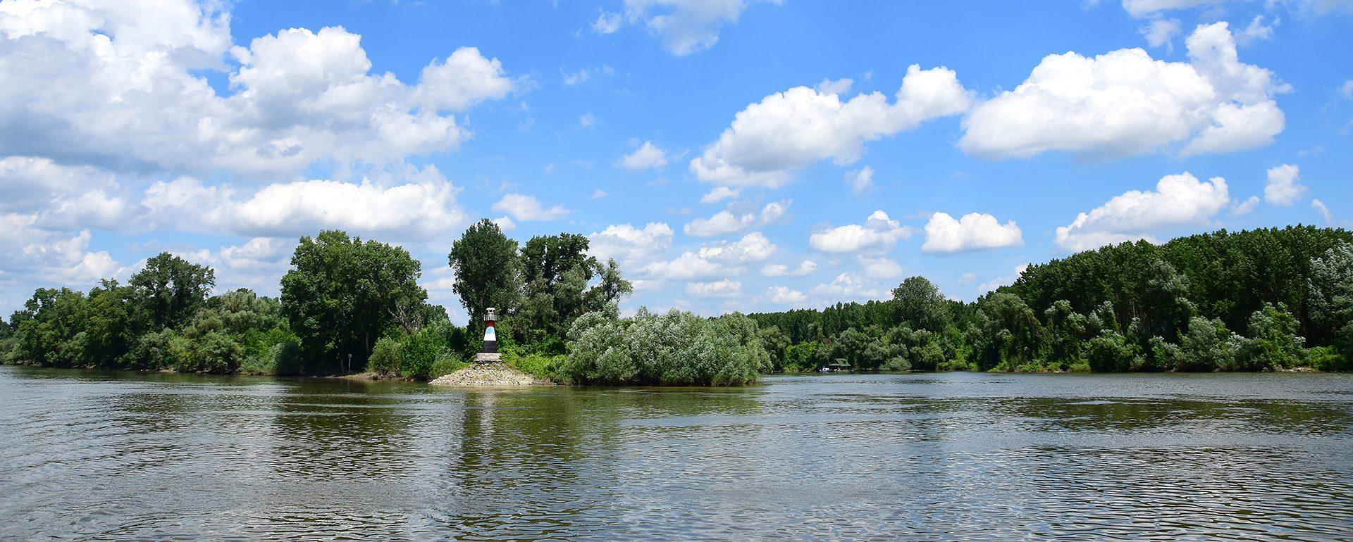 Ушће Тисе у Дунав